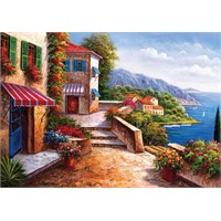 Ks Games 1000Lik Puzzle Amalfi Coast Jin Park