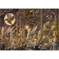 Schmidt 1000 Parça Puzzle David Delamere Autumn Procession Adult