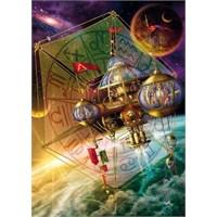 Schmidt 1000 Parça Puzzle Space Station