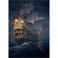 Schmidt Puzzle 1000 Parça On The High Seas Puzzle