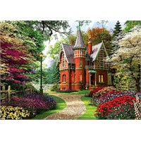 Trefl 1000 Parça Puzzle Viktorian House