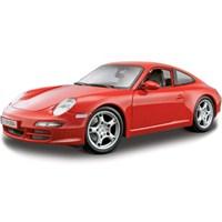 Maisto Porsche 911 Carrera S 1:18 Model Araba S/E Kırmızı