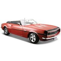 Maisto 1968 Chevrolet Camaro Ss 396 1:24 S/E Bronz