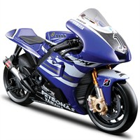 Maisto 1:18 Yamaha Jorge Lorenzo Diecast Model Motorsiklet