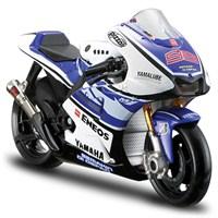Maisto 1:18 Yamaha Jorge Lorenzo Model Motorsiklet