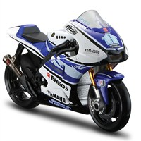 Maisto Yamaha Ben Spies Diecast Model Motorsiklet