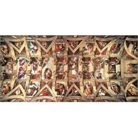 Educa 18000 Parça Puzzle Sistine Chapel