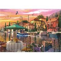 Lımanda Günbatımı / Sunset Harbour