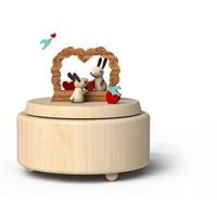 Wooderful Life Aşık Tavşanlar Müzik Kutusu