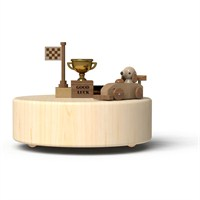 Wooderful Life Yarışçı Köpek Müzik Kutusu