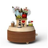 Wooderful Life New York'ta Alışveriş Müzik Kutusu