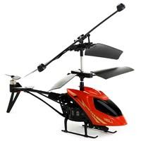 Rcx 3.5 Kanal U.K. Gece Görüşlü Helikopter 18 cm Kırmızı