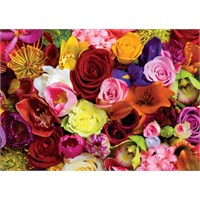 Masterpieces 500 Parça Kokulu Puzzle - You Smell Roses