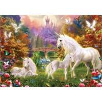 Masterpieces 500 Parça Neon Puzzle Enchanted Kingdom