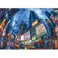 Masterpieces 1000 Parça Puzzle Times Square - Bavul Kutu