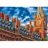 Masterpieces 1000 Parça Puzzle Big Ben, London - Bavul Kutu