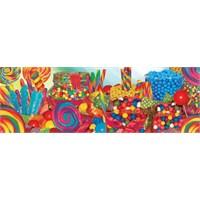 Masterpieces 1000 Parça Panoramik Puzzle Sweet Tooth