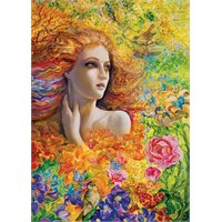 Masterpieces 1000 Parça Puzzle Summer Breeze - Metal Kutu