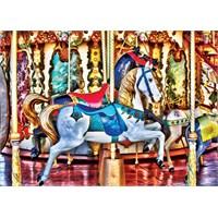 Masterpieces 1000 Parça Hdr Photography Puzzle Prancing Ponies