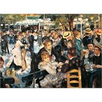 Clementoni 1000 Parça Puzzle Renoir - Bal du Moulin de la Galette