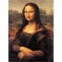 Clementoni 1000 Parça Puzzle Leonardo - Gioconda
