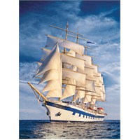 Clementoni 1500 Parça Puzzle The Great Sailingship