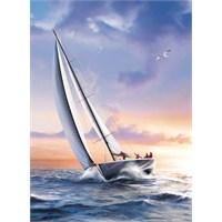 Clementoni 1000 Parça Puzzle Sail Boat