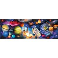 Clementoni 1000 Parça 3 Boyutlu Sihirli Puzzle - Planet 3D