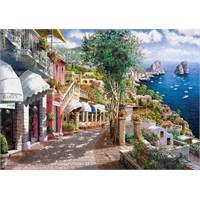 Clementoni 1000 Parça Puzzle Capri