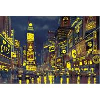 Clementoni 1000 Parça Floresan Puzzle - New York