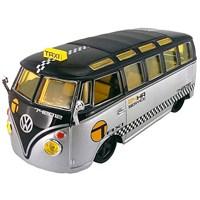 Maisto Volkswagen Van Samba Diecast Model Araba 1:25 Pro Rodz