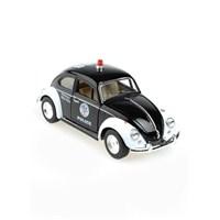 Kinsmart 1967 Volkswagen Classical Beetle Çek Bırak 1/32 Die Cast Model Araç