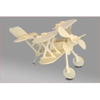 Learning Toys 3D Ahşap Maket