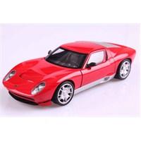 Motomax Lamborghini Miuara Concept 1/24 Die Cast Model Araç