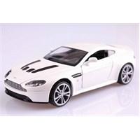 Motomax Aston Martin V12 Vantage 1/24 Die Cast Model Araç