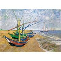 İf Puzzle Van Gogh Kayıklar