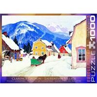 Eurographics Laurentian Village 1000 Parça Puzzle