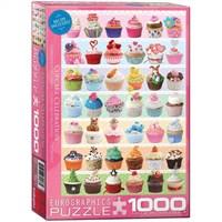 Eurographics Puzzle 1000 Parça Cupcakes Celebration