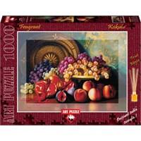 Art Puzzle 1000 Parça Meyve Kokulu Puzzle (Meyve Şöleni)
