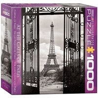 Eurographics Puzzle 1000 Parça At The Gates Of Paris