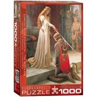 Eurographics The Accolade Puzzle 1000 Parça