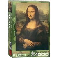 Eurographics Puzzle 1000 Parça Mona Lisa - Leonardo Da Vinci