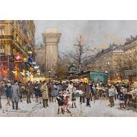 Puzz Puzzle 1000 Parça Saint Denis Kapısı