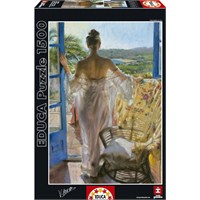 Educa Puzzle 1500 Parça Mediterranean