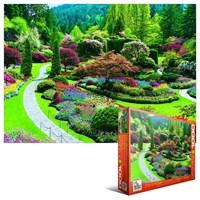 1000 Parça Puzzle Butchart Gardens Sunken Garden (Eurographics)