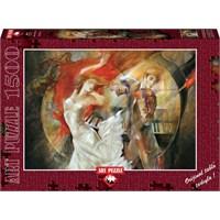 Art Puzzle 1500 Parçalık Sonsuz Aşk Puzzle