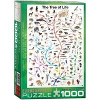 Eurographics 1000 Parça The Evolutionary Tree Of Life