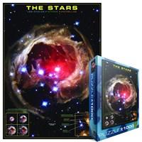 Eurographics 1000 Parça Bilimsel Puzzle Yıldızlar (The Stars)