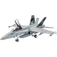 Revell 1:48 Plastik Uçak Maketi F/A-18C Hornet Swiss Af