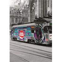 Educa Puzzle 500 Parça Ghent's Tram Belgıum